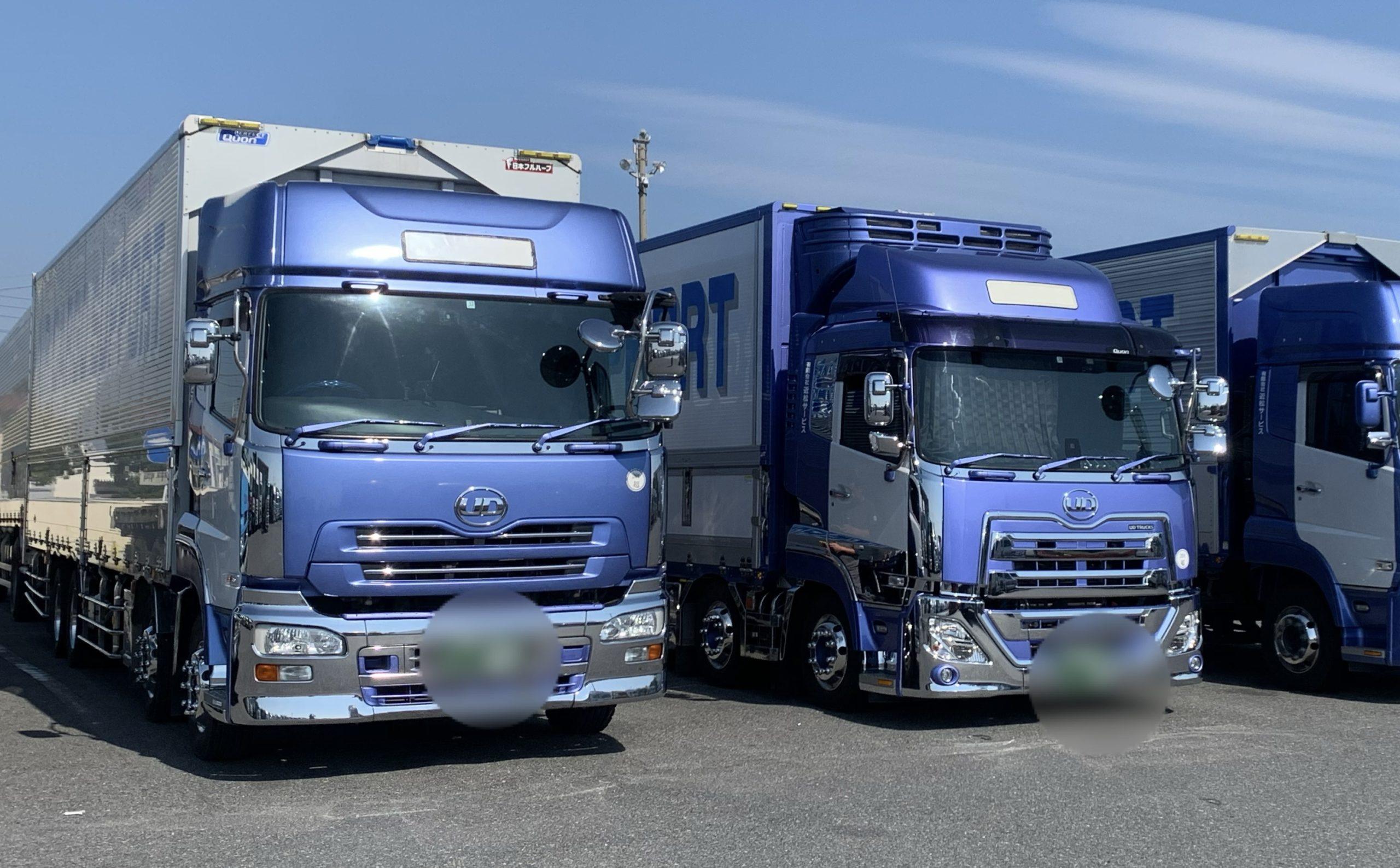 自動車部品や精密機械の輸送はお任せください!