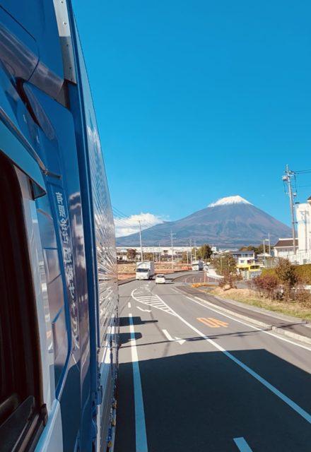 #富士山!拝んできた!